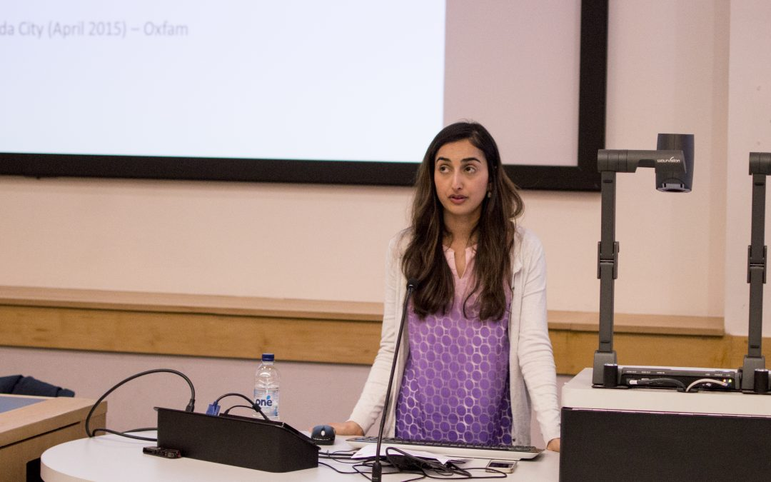 GDI Lecture Series: The Global Arms Trade and International Law with Dr Shavana Musa