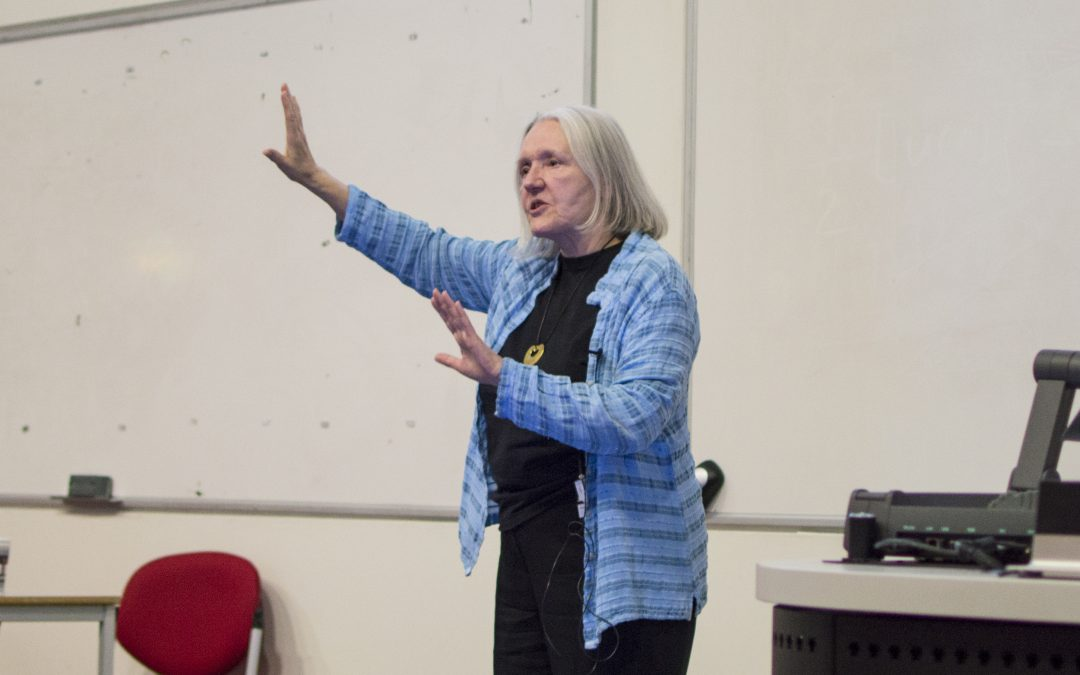 Watch: Prof Saskia Sassen on Geographies of Expulsion