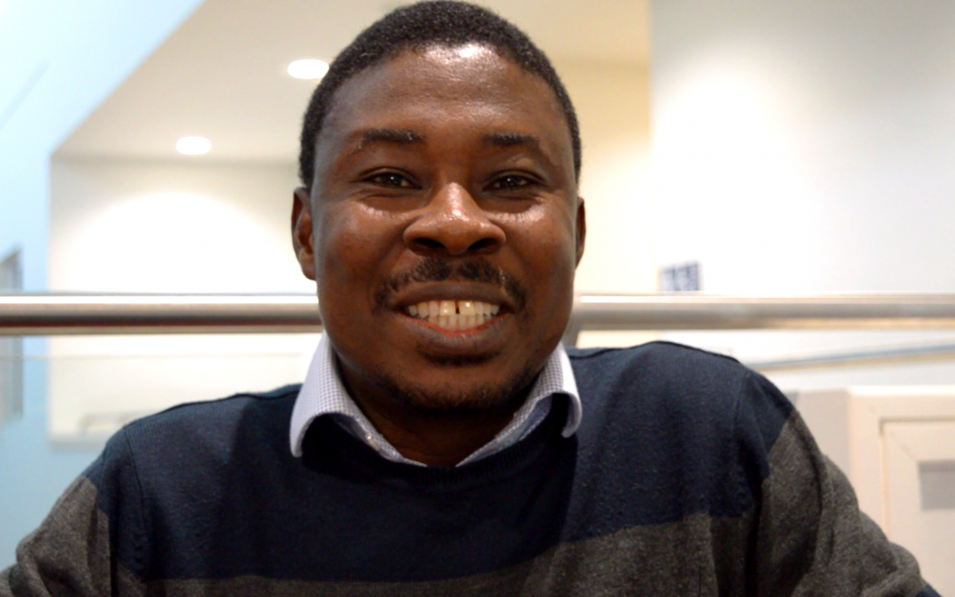 Alumni profile: Justice Bawole