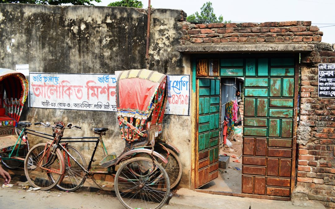 Listen: Sally Cawood discusses domestic violence in Bangladesh