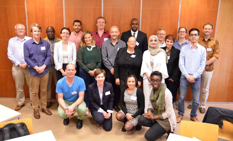 Launch of ICT4D Research Network in the North of England