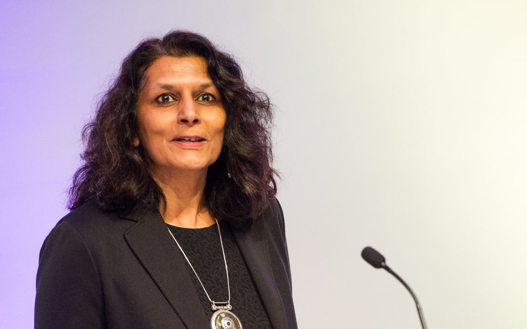 Podcast: Uma Kothari on migration and development