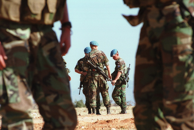 Reflections on the effectiveness of UN peacekeeping missions: local encounters in Darfur