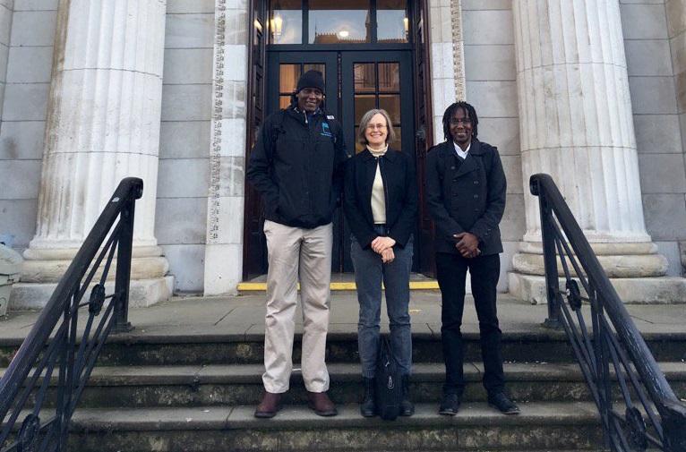 In Conversation: Prof Diana Mitlin, Jack Makau and Joseph Muturi