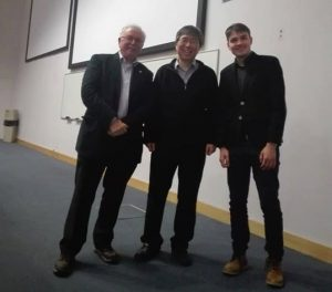 David Hulme, Ha-Joon Chang and Mihai Codreanu