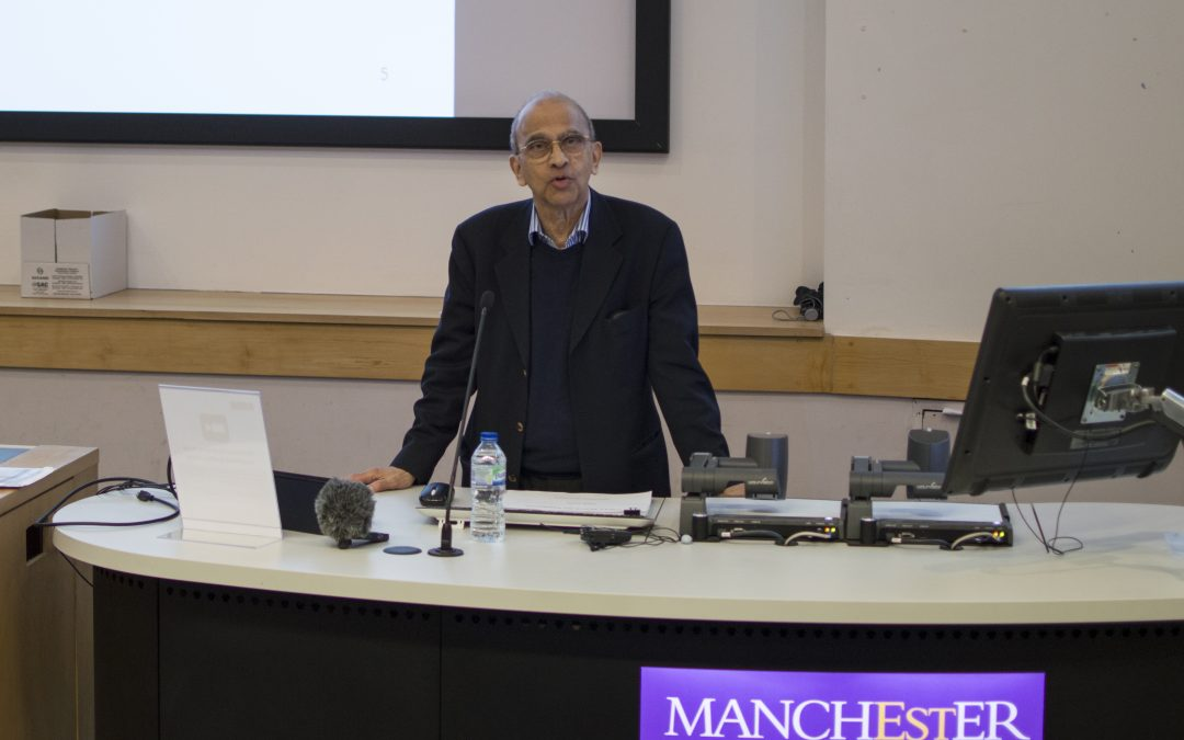 GDI Lecture Series: India: the Long Road to Prosperity with Vijay Joshi