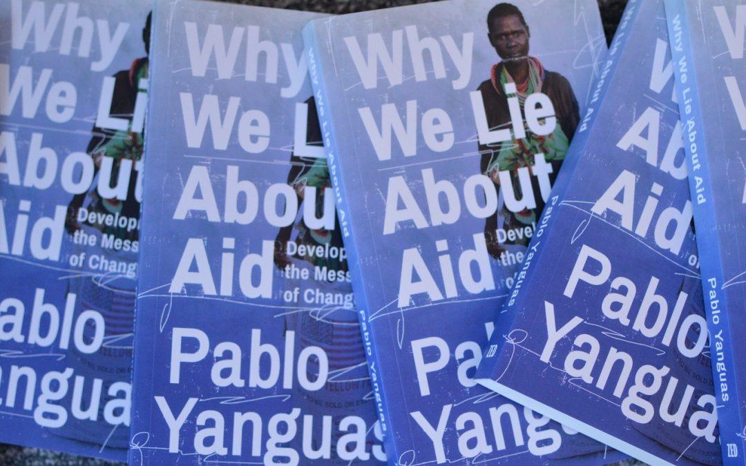 In conversation: Pablo Yanguas and Diana Mitlin