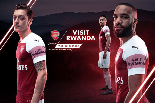 Rwanda and Arsenal: Why a budding developmental state is sponsoring a football team