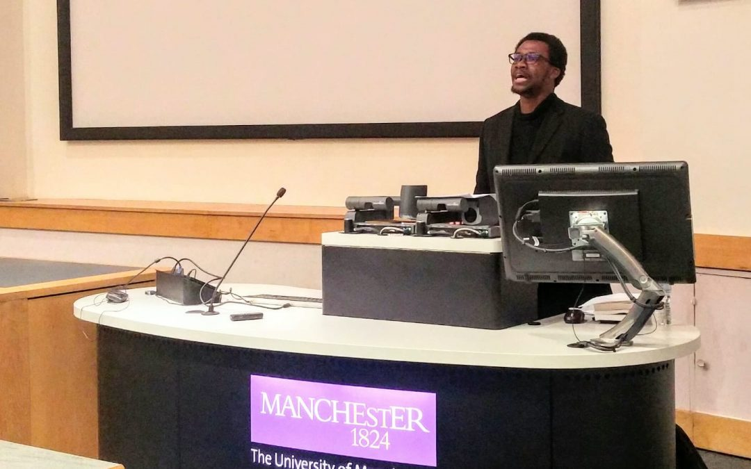 GDI Lecture: Property, institutions, and social stratification in Africa with Franklin Obeng-Odoom