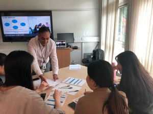 IBM workshop with HRM