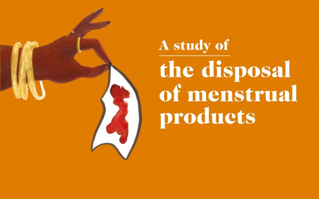 How to address Menstrual Hygiene Management sustainably and at scale?