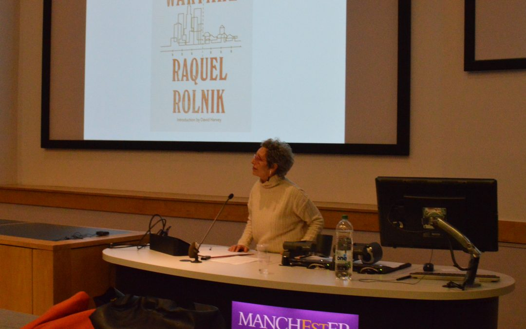 In conversation: Raquel Rolnik discusses the financialisation of housing