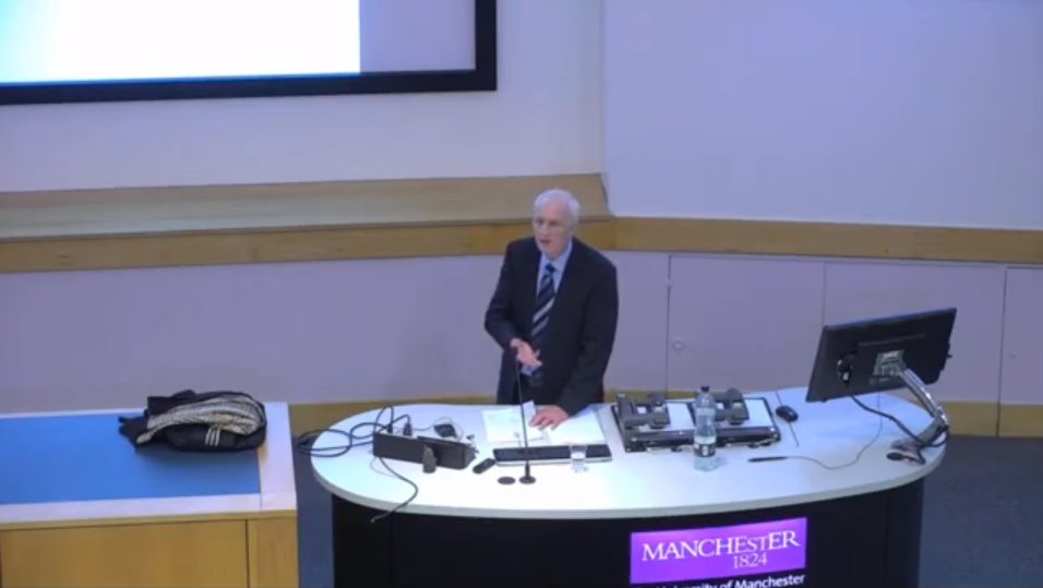 GDI Lecture: wealth levels, wealth distribution and wealth inequality with Tony Shorrocks