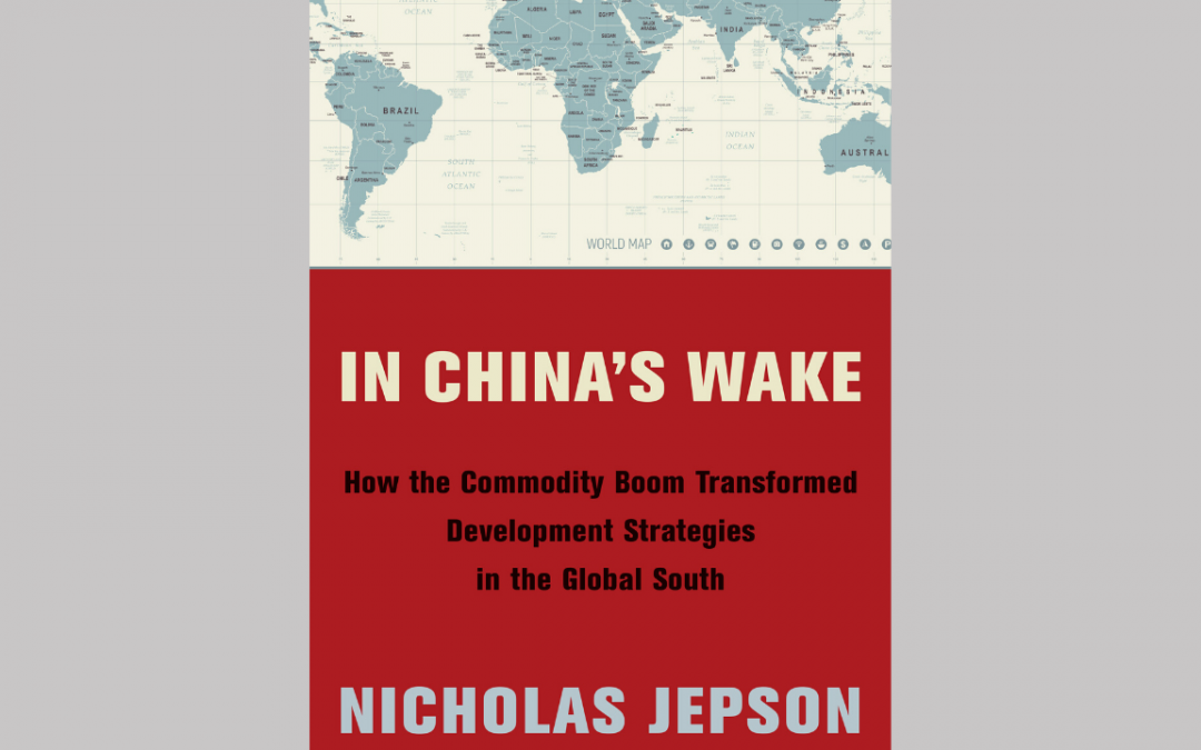 GDI Lecture: How China's growth transformed development strategies in the global south with Nicholas Jepson