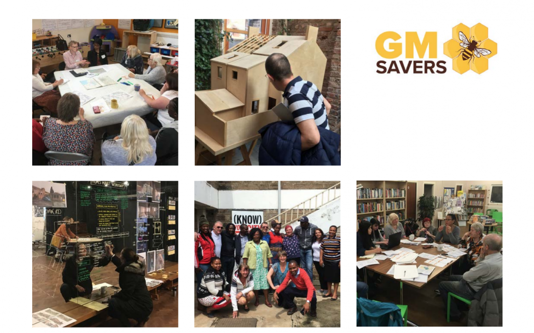 How Greater Manchester Savers were Inspired by African Activists