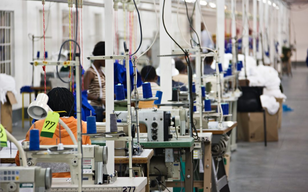 Are South-South value chains more resilient in the age of Covid-19? Insights from Eswatini's apparel