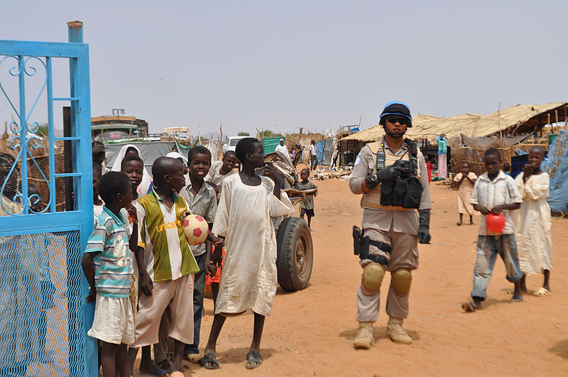 After UNAMID: Who will offer protection to civilians and the displaced in Darfur?