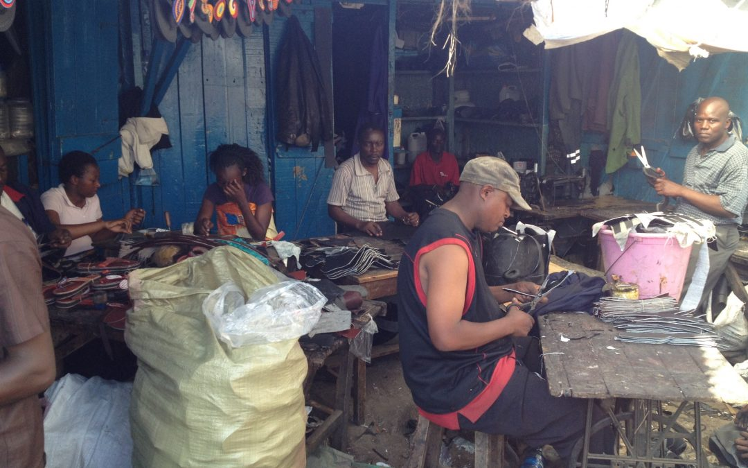 Global value chains, private governance and multiple end-markets: insights from Kenyan leather