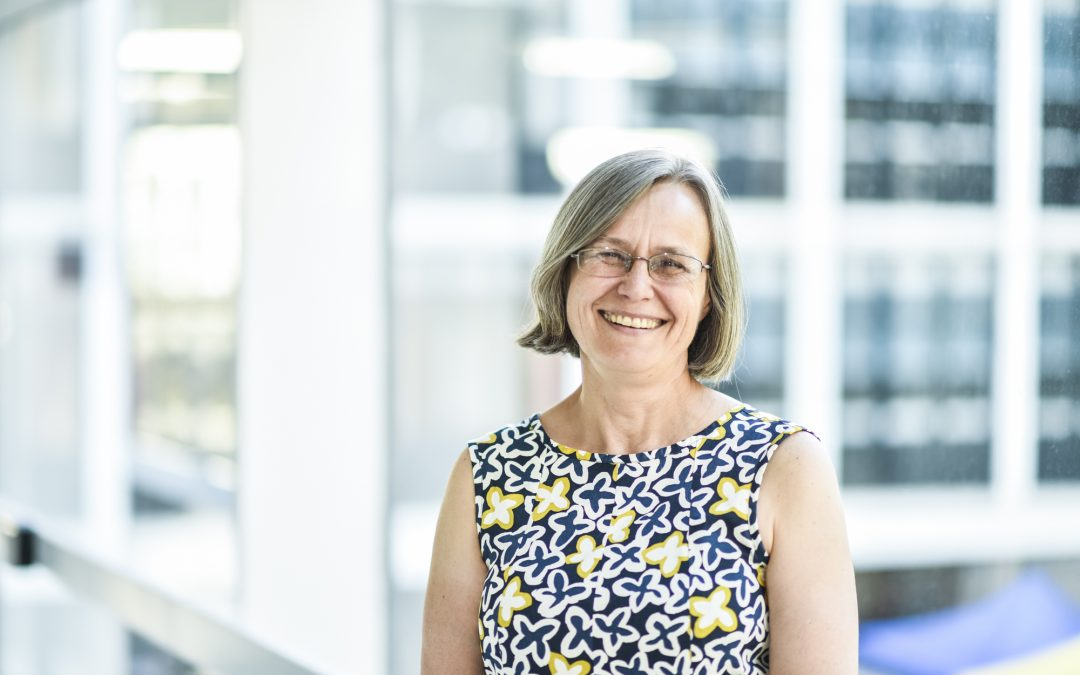 Prof Diana Mitlin entered into the Academy of Social Sciences